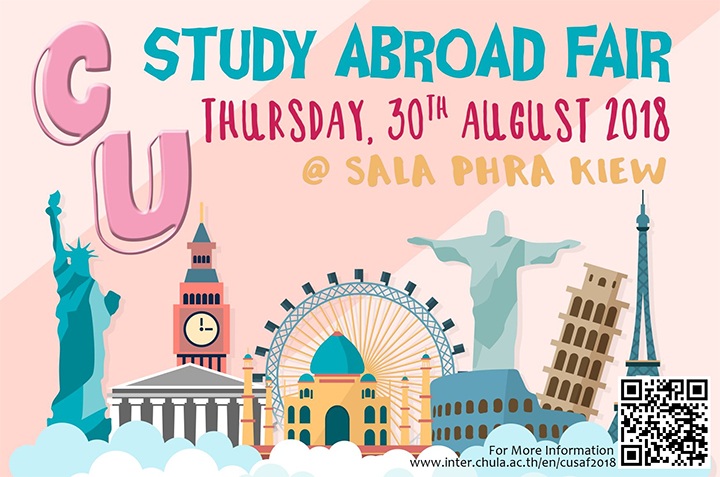 Opportunity is Knocking! Come to the CU Study Abroad Fair 2018