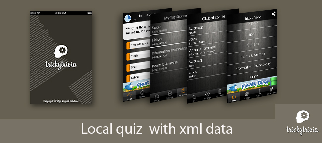 Buy The Ultimate Quiz App With 1000 Free Questions Trivia and Quiz - free quiz template