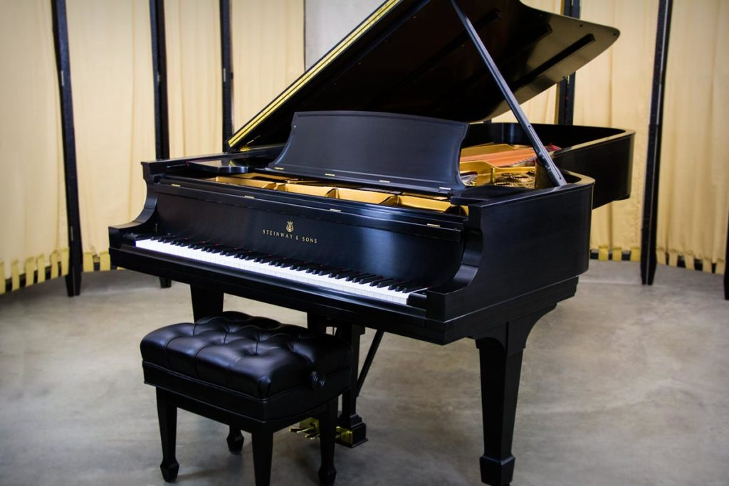Restored 1930 Steinway Model D Grand Piano - For Sale