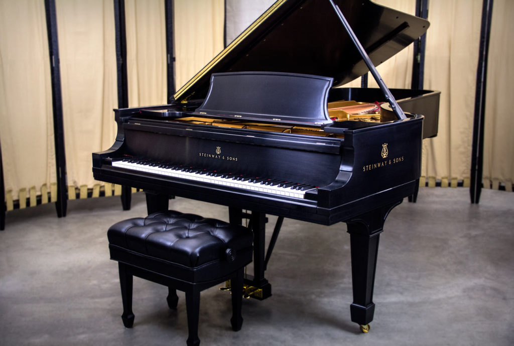 1932 Steinway Model D Concert Grand Piano Ebony - Fully Restored