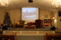 Living Room | Church Stage Design Ideas
