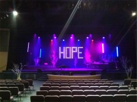 Hope Floats   Church Stage Design Ideas