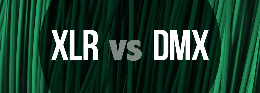 XLR vs DMX Cables Church Stage Design Ideas