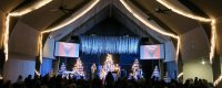 Icicle Ceiling | Church Stage Design Ideas