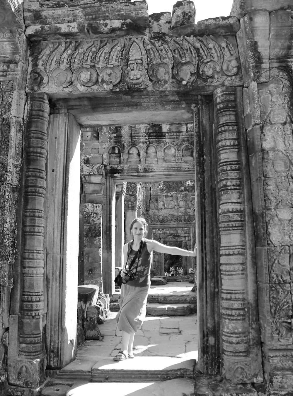 Preah Khan Siem Reap Cambodia-7