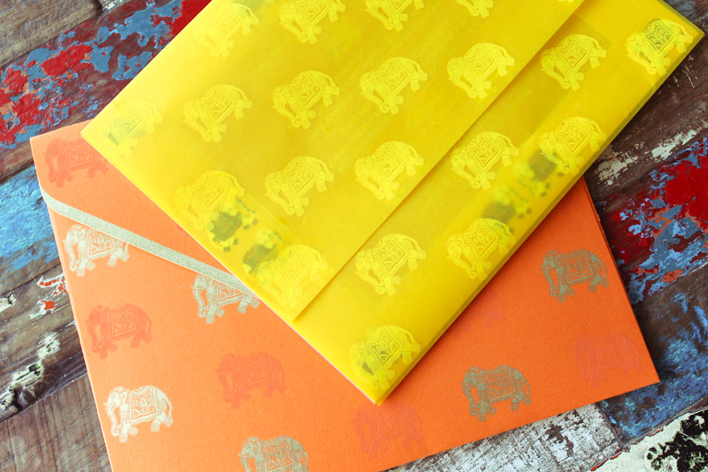 Indian Wedding Invitation Card ☆ 8 Facts on Indian Wedding