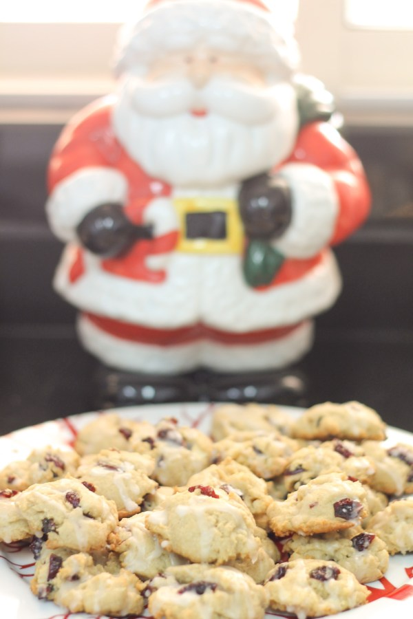 Citrus-Drizzled Cranberry-Oatmeal Cookies-7