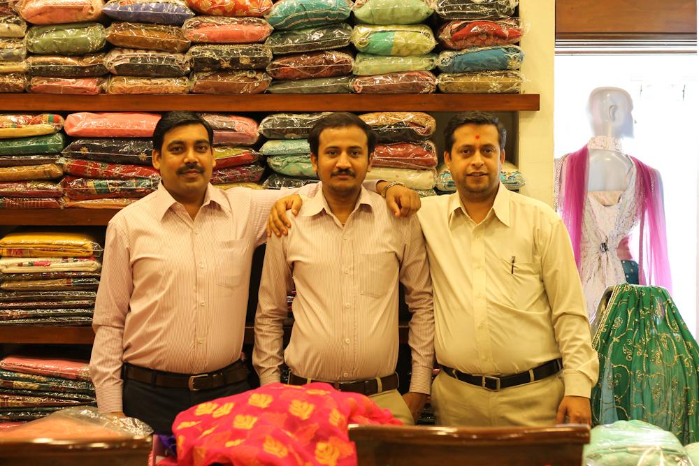 Sakhi Sari Shop Mumbai ☆ How To Shop For Sari