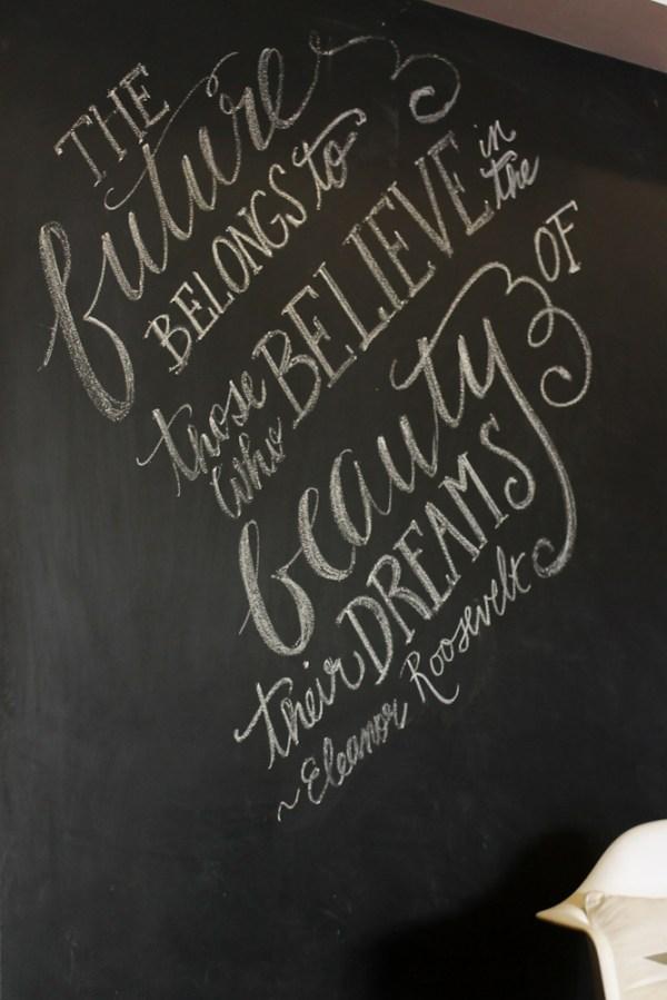 Chalkboard Eleanor Roosevelt-2