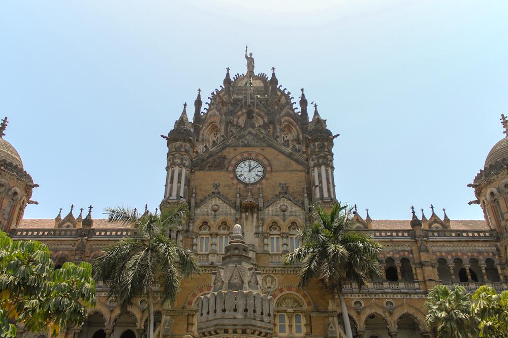 CST Chhatrapati Shivaji Terminus-24