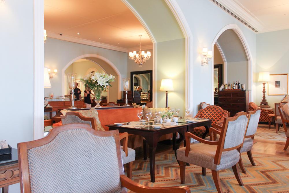 Afternoon Tea At The Taj Mahal Palace Mumbai