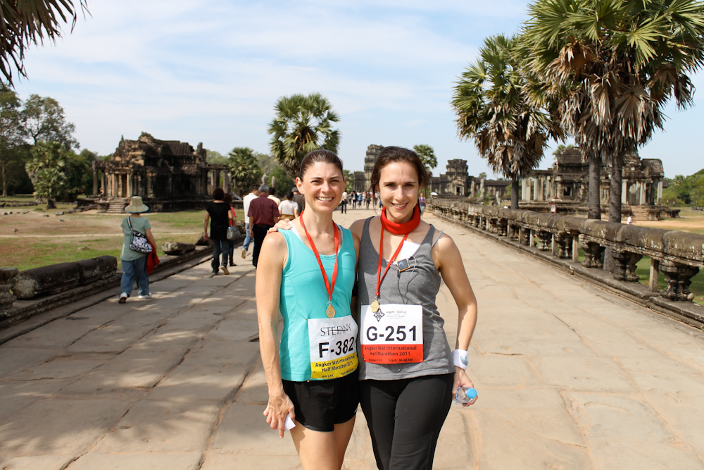 Angkor Wat International Half Marathon-40