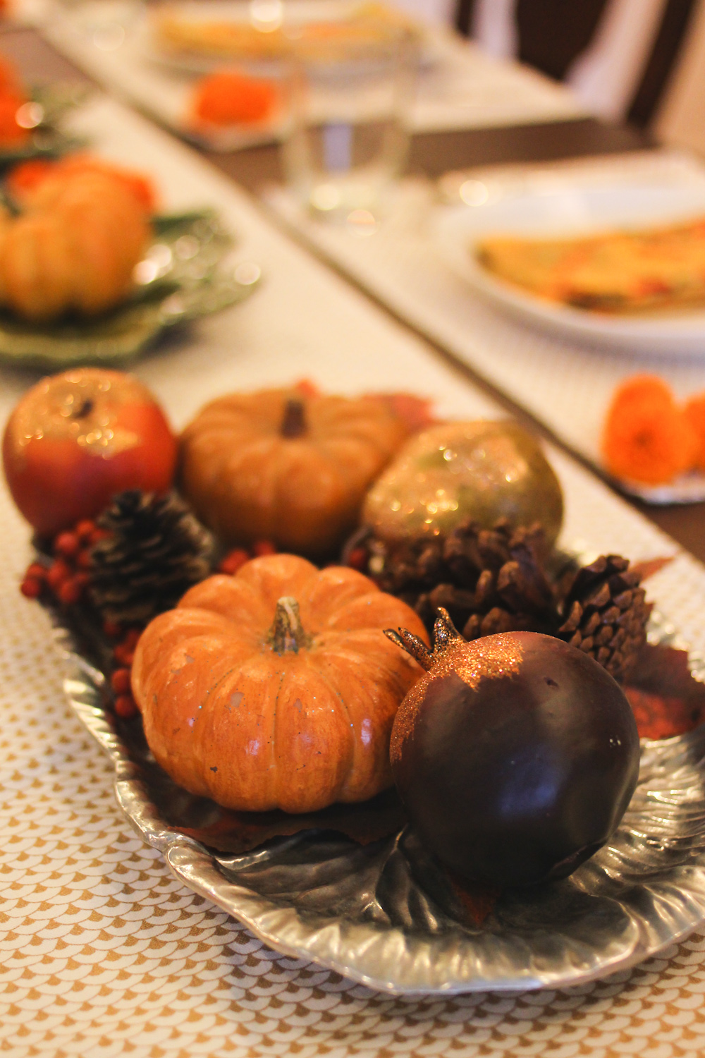 Thanksgiving in India 2015-12