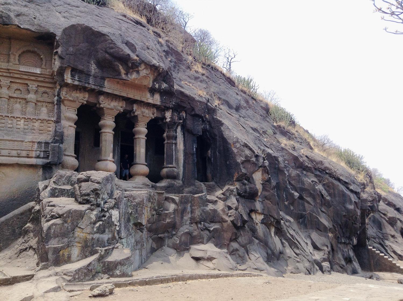 Pandavleni Caves-VSCO