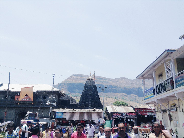 Trimbakeshwar Temple-Nashik VSCO
