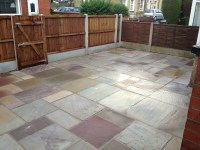 Indian Stone Patio Barnoldswick
