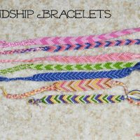 DIY- Friendship Bracelets