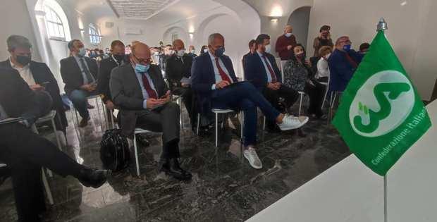 Cia Campania evento Pescagri