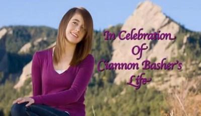 Ciannon's Life