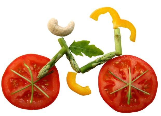 Que comer para entrenar en bicicleta y mejorar desempeño - CicloMag Revista de Bicicletas