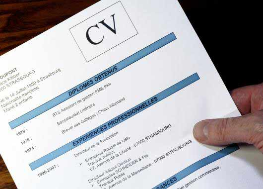 faire la difference sur son cv