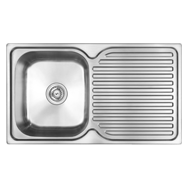 Evier En Inox 82 Cm Mitigeur De Cuisines Cid Super Decor