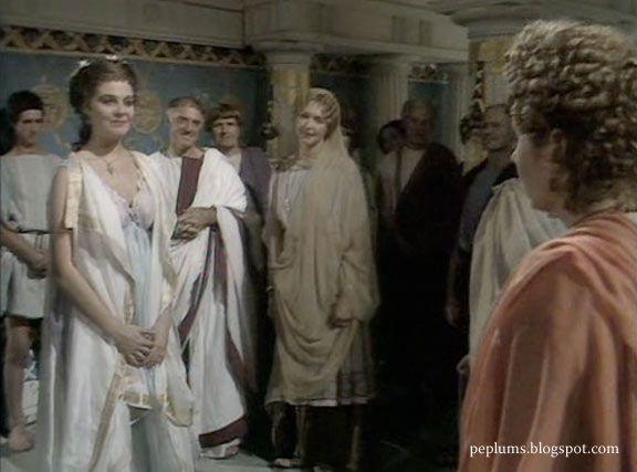 Messalina reta a Scilla