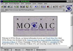 Navegador Mosaic
