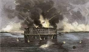 Ataque sobre Fort Sumter