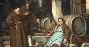 Los monjes hacen la mejor cerveza