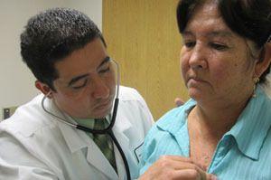 Doctor inmigrante en California