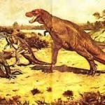 Algunos dinosaurios crecieron más despacio en tiempos duros – 2