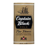 Captain Black Gold Pipe Tobacco (42gr x 6)