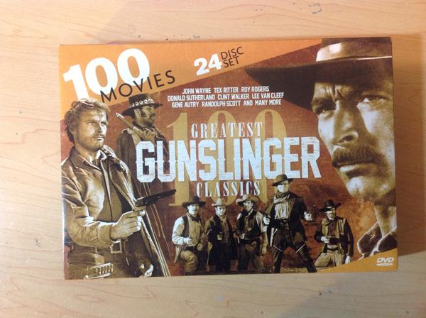 100 Greatest Gunslinger Classics