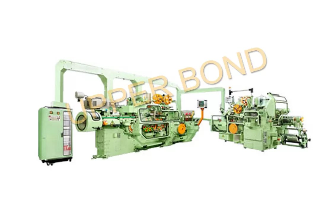 Green Tobacco Packing Machine Integrated with YB15 Tray Feeder
