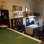 Sewing-Quilting Studio