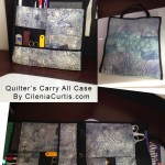 Quilter Carry All Case Not for Sale