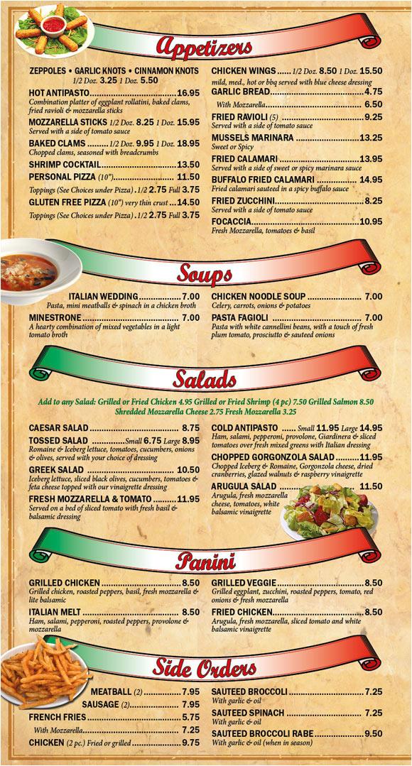 Ciminellis Pizzeria and Restaurant