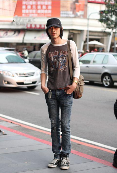 Street Fashion From China China Underground