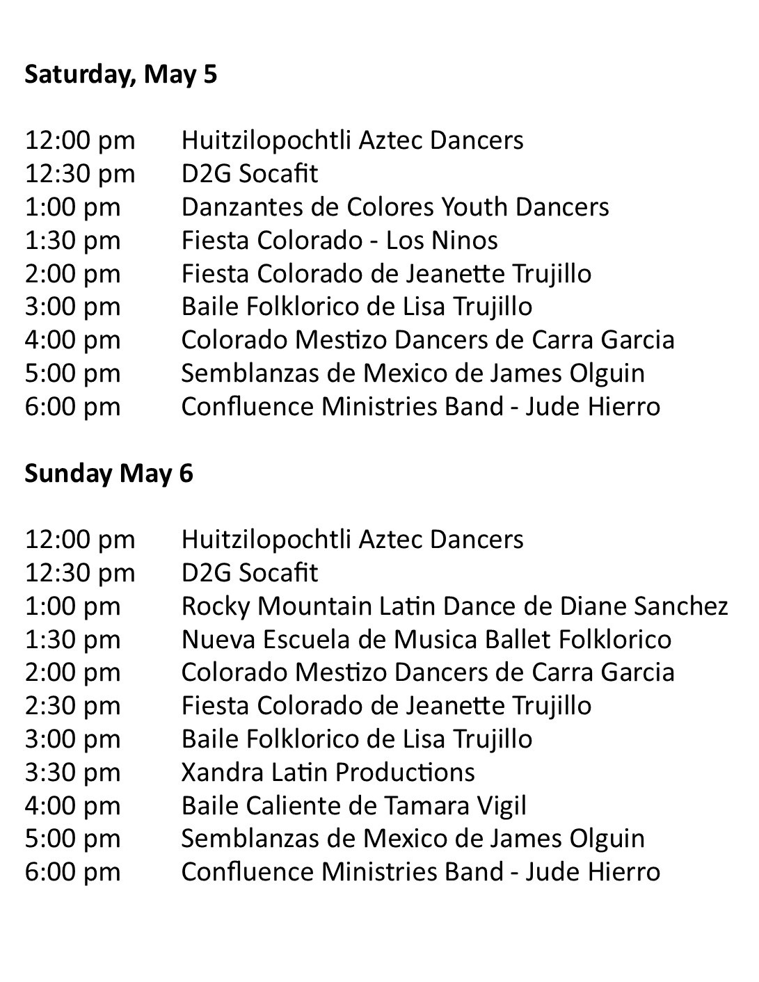 Fullsize Of Cinco De Mayo Activities