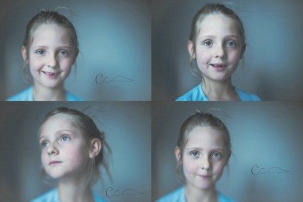 Children's portraits in sydney