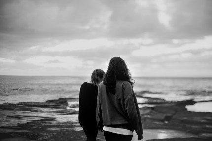 family photography - friends at DeeWhy
