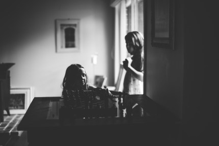 sydney photographer - girls at home