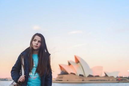 Sydney Family Photographer - Sunset in Sydney