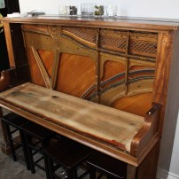 piano upcycle project