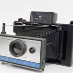 Polaroid Automatic 201 Land Camera