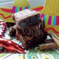 Mexican Brownies for #CincodeMayo #SundaySupper