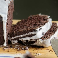 Chocolate Buttermilk Quick Bread #BreadBakers