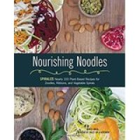 Nourishing Noodles Recipes Review and #giveaway