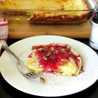 Pannukkau (Finnish Pancakes) #BreadBakers